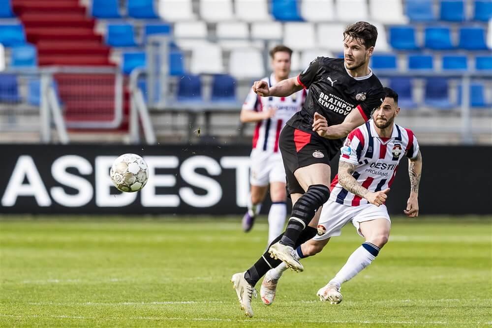 PSV kent geen enkel probleem tegen Willem II en wint eenvoudig; image source: Pro Shots