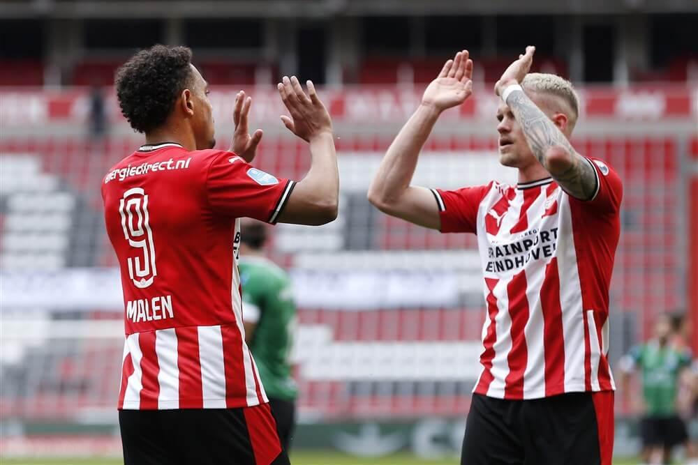 PSV probleemloos naar winst tegen PEC Zwolle; image source: Pro Shots