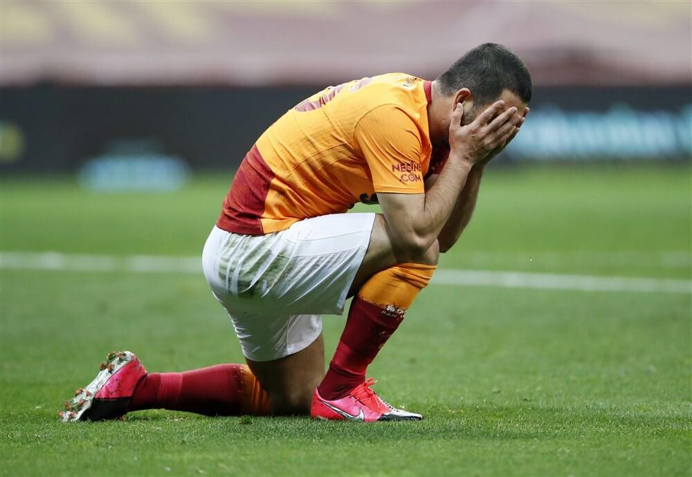 Galatasaray mist twee spelers tegen PSV vanwege positieve coronatest; image source: Pro Shots