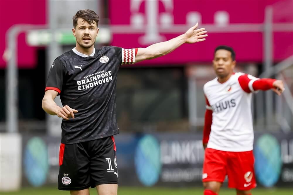 PSV sluit seizoen af met gelijkspel in Utrecht; image source: Pro Shots
