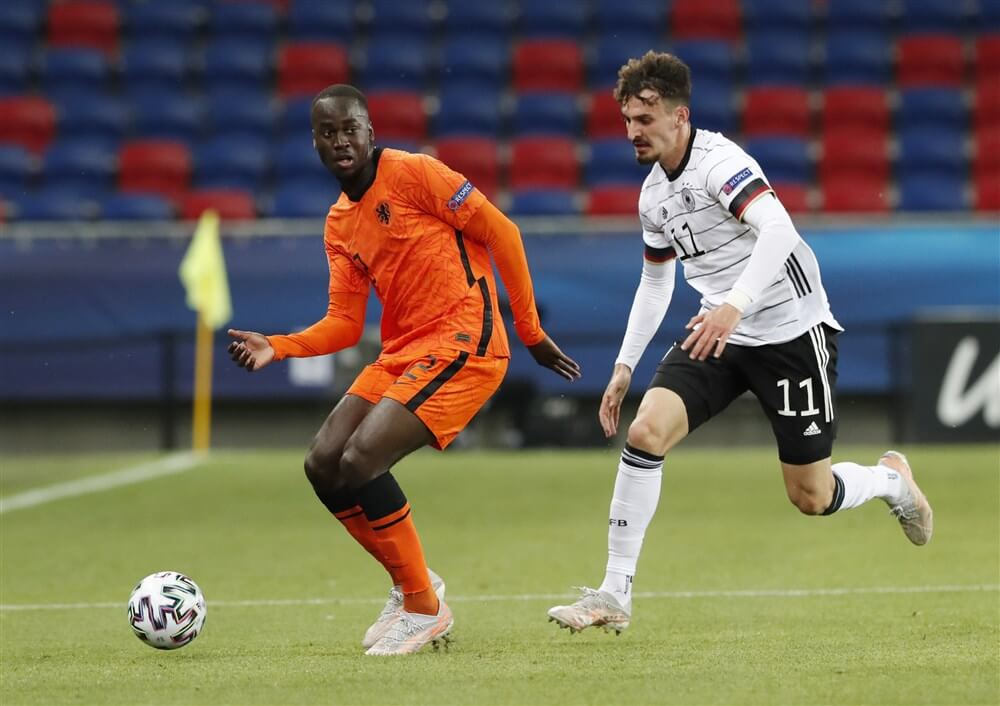 Jordan Teze met Jong Oranje uitgeschakeld op EK Onder 21; image source: Pro Shots
