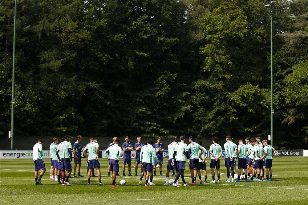PSV laat supporters weer toe bij trainingen; image source: Pro Shots