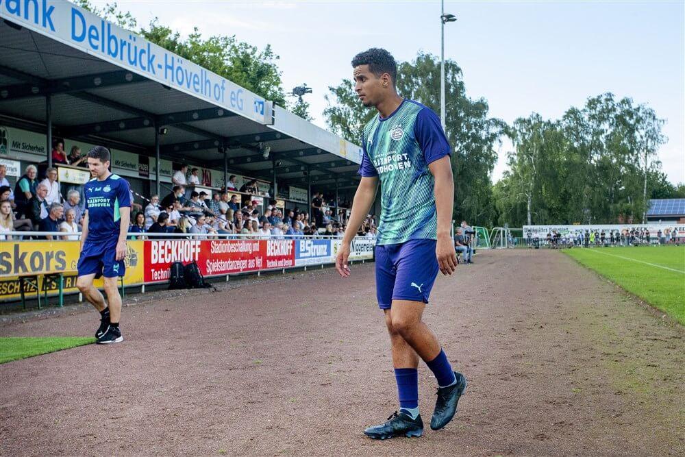 """[Update] """"PSV op de hoogte van bezoek Mohamed Ihattaren in Frankrijk""""; image source: Pro Shots"""