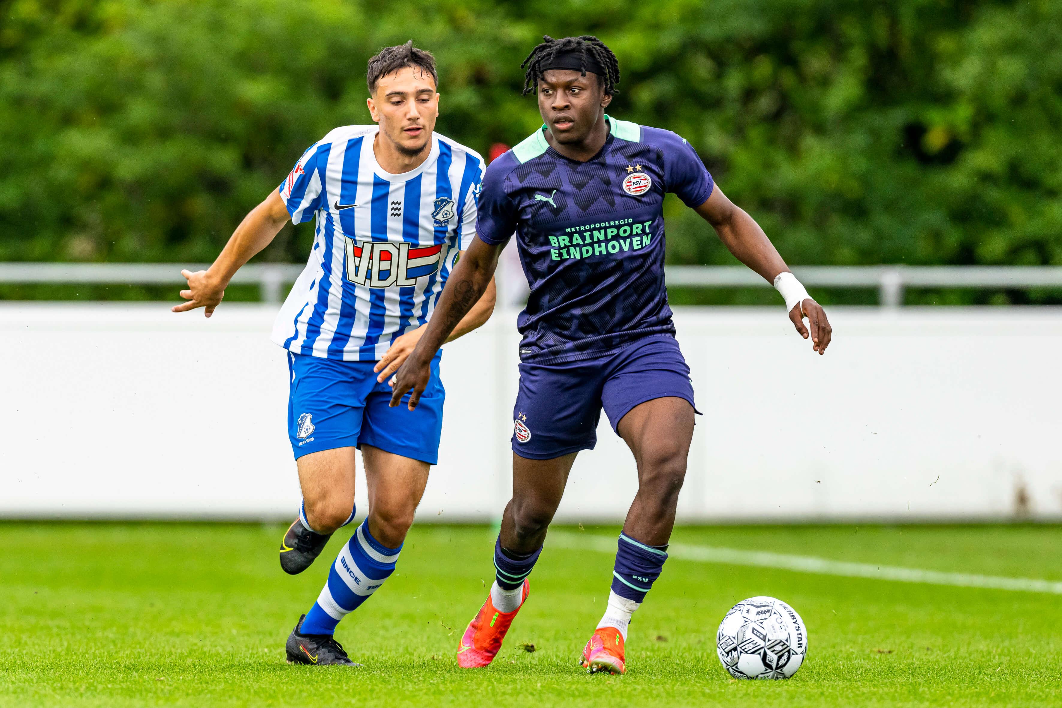Johan Bakayoko verlengt contract bij PSV tot 2025; image source: Pro Shots