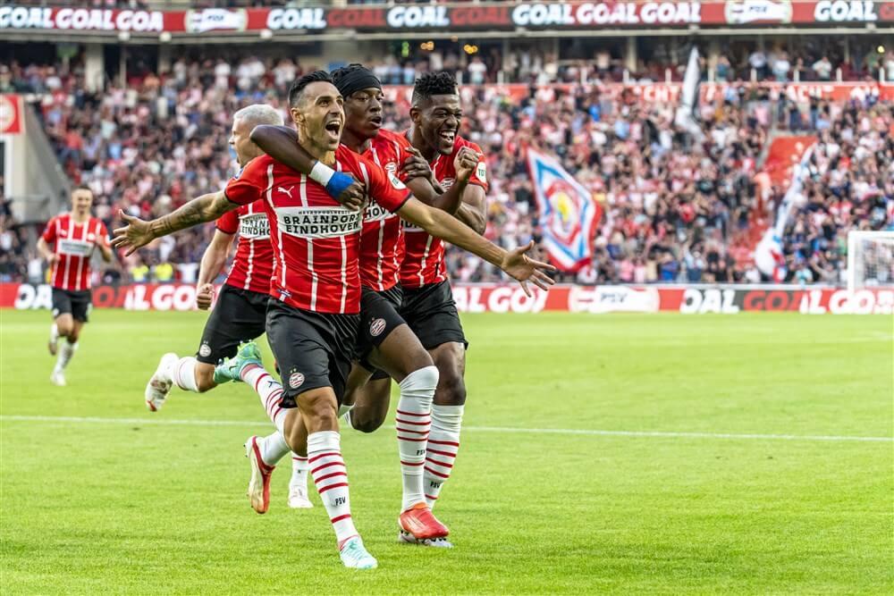 PSV vernedert Galatasaray en wint met grote cijfers; image source: Pro Shots