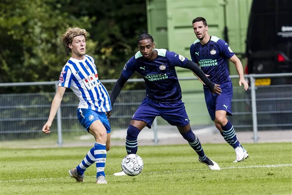 PSV in oefenwedstrijd te sterk voor FC Eindhoven; image source: Pro Shots