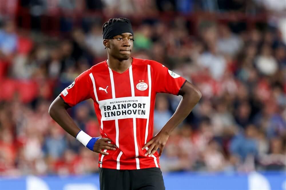 PSV in oefenduel gelijk tegen TOP Oss, Noni Madueke maakt rentree; image source: Pro Shots