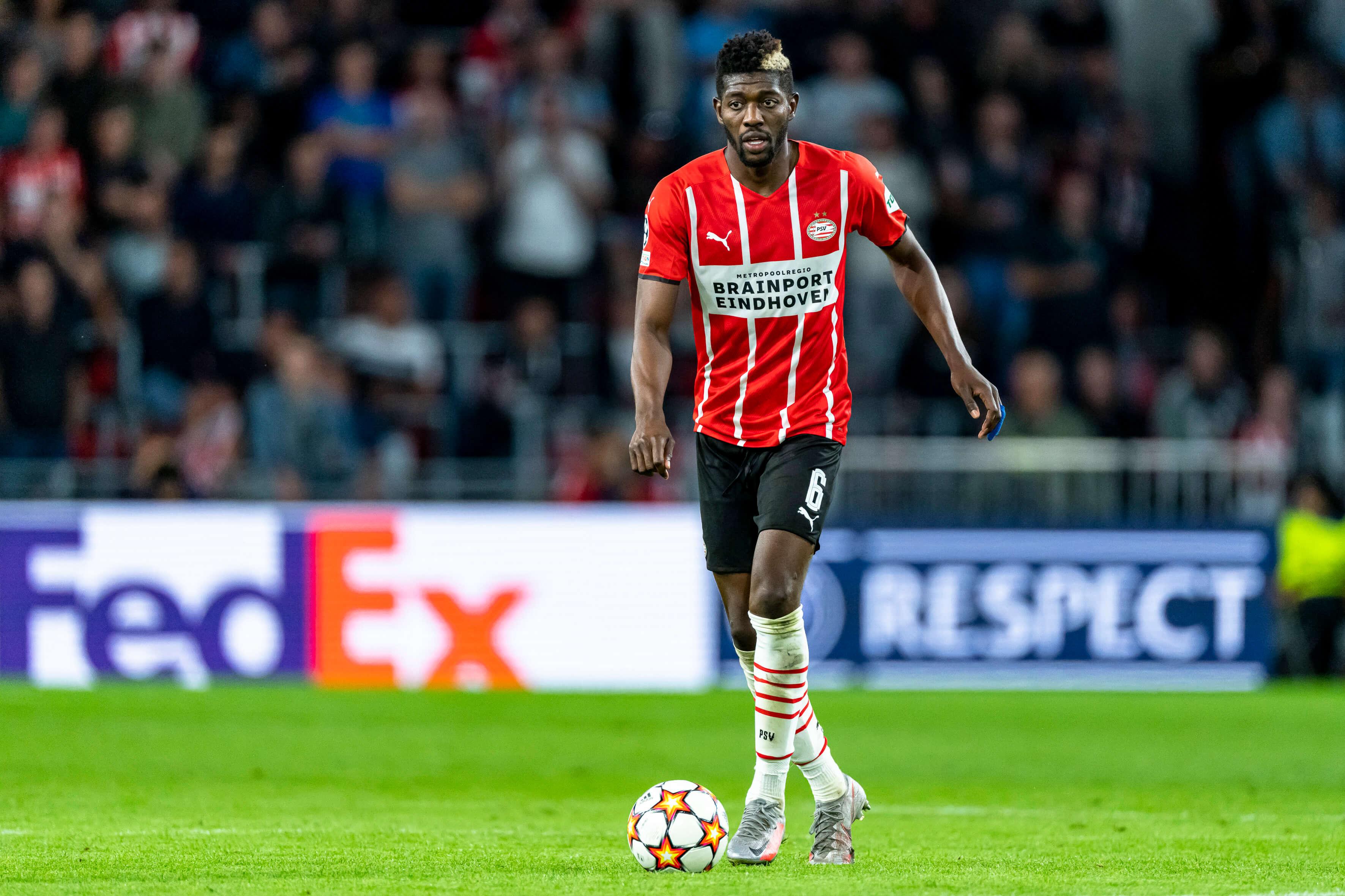 """""""Ibrahim Sangaré twee weken uit de roulatie""""; image source: Pro Shots"""