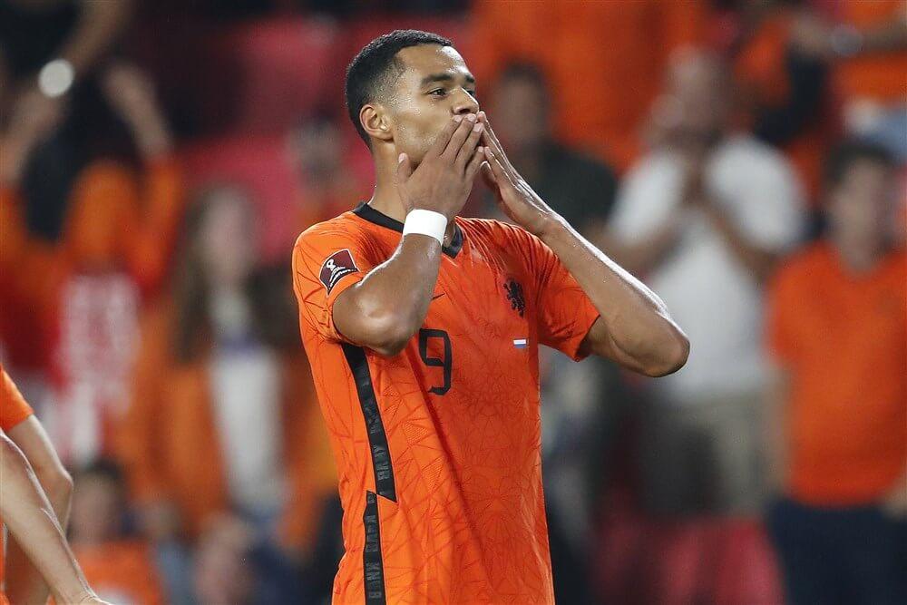 Joël Drommel en Cody Gakpo wederom in selectie Nederlands elftal; image source: Pro Shots