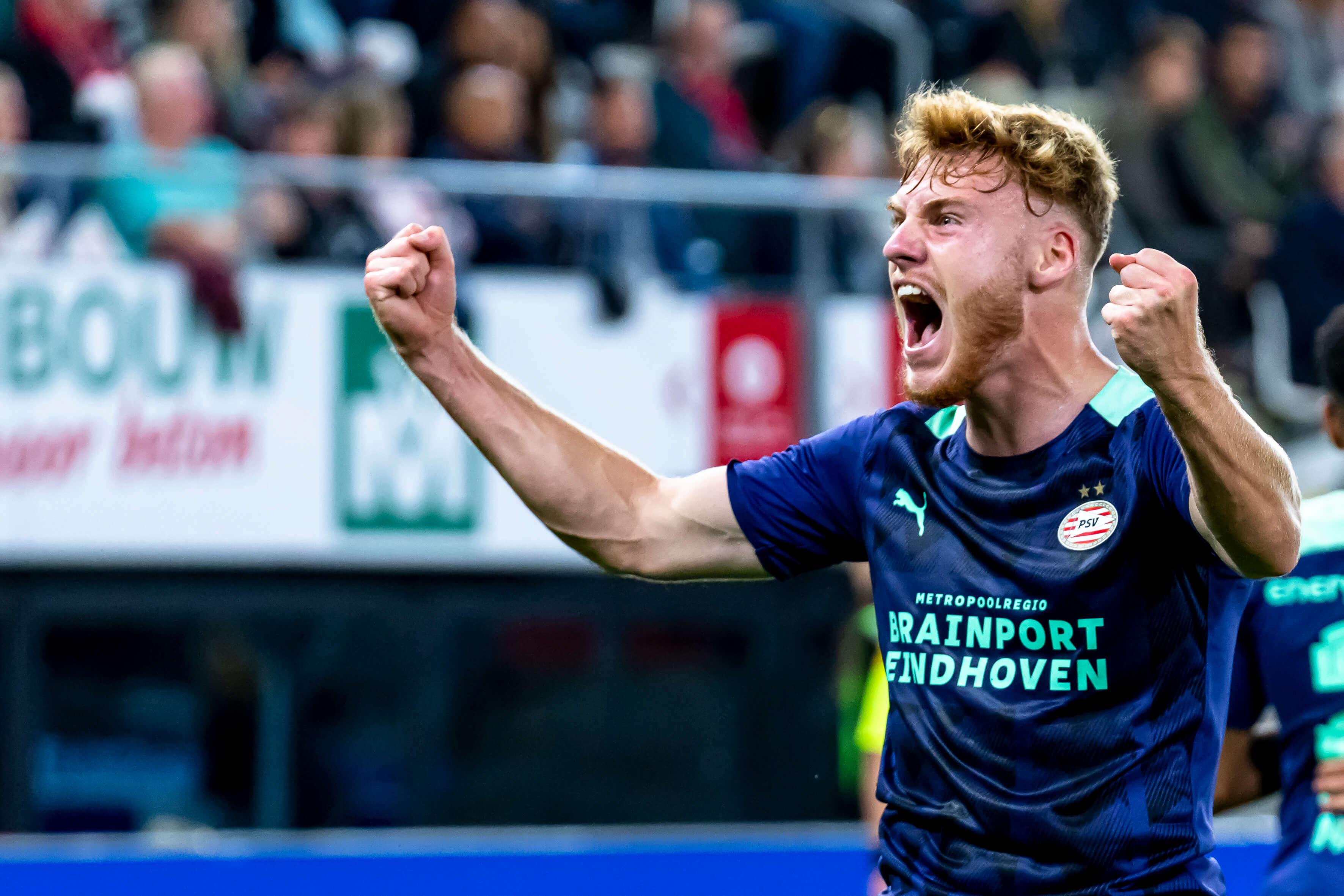 PSV dankzij heerlijke treffers te sterk voor AZ; image source: Pro Shots