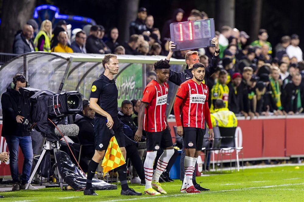 Maximiliano Romero maakt rentree tijdens nederlaag Jong PSV; image source: Pro Shots