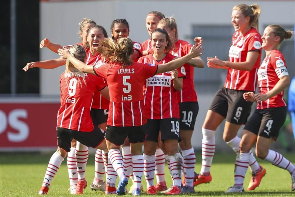 PSV Vrouwen in topper te sterk voor FC Twente; image source: Pro Shots
