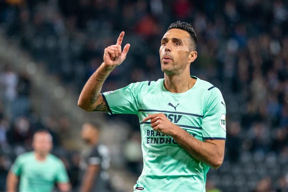 """""""Eran Zahavi ontvangt in twee seizoenen bij PSV zes miljoen euro""""; image source: Pro Shots"""