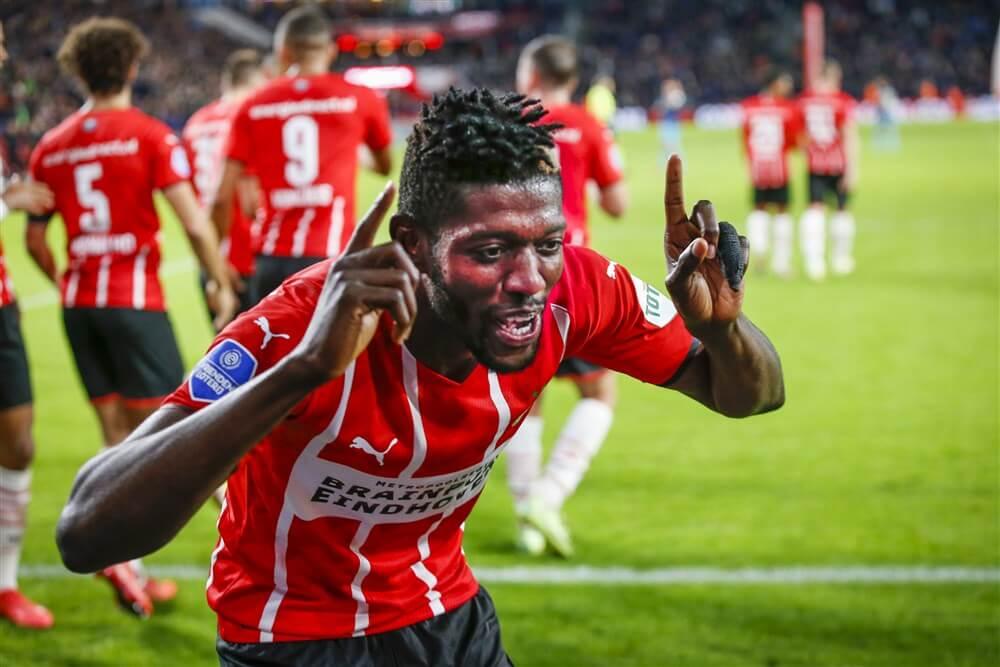 PSV wint na moeizaam duel in slotfase van Sparta; image source: Pro Shots