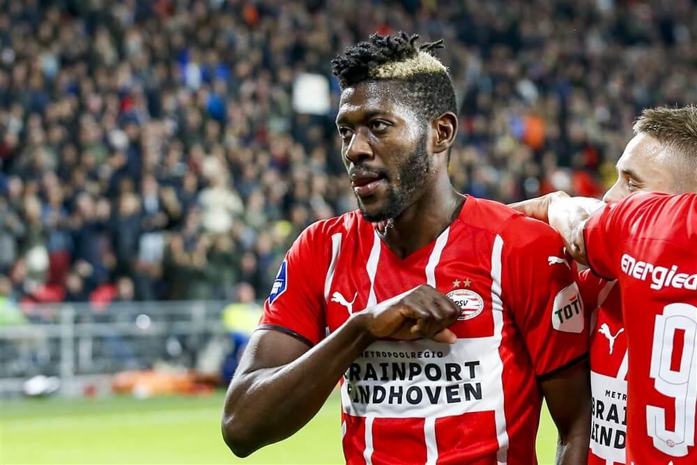 Ibrahim Sangaré ook tot scoren voor Ivoorkust; image source: Pro Shots