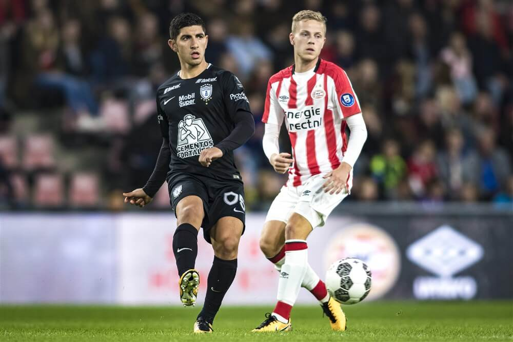 """PSV in onderhandeling over komst Víctor Guzmán""; image source: Pro Shots"
