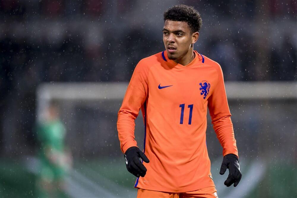 Donyell Malen debuteert in definitieve selectie Oranje; image source: Pro Shots