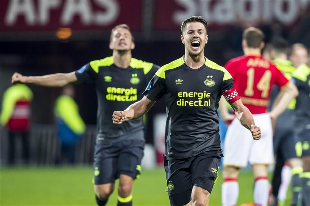 """Marco van Ginkel: """"Natuurlijk is er contact met PSV""""; image source: Pro Shots"""