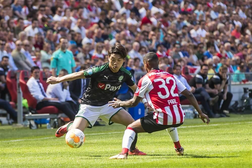 """""""Ritsu Doan kost ongeveer 8 miljoen euro, PSV ook op zoek naar geroutineerde speler""""; image source: Pro Shots"""