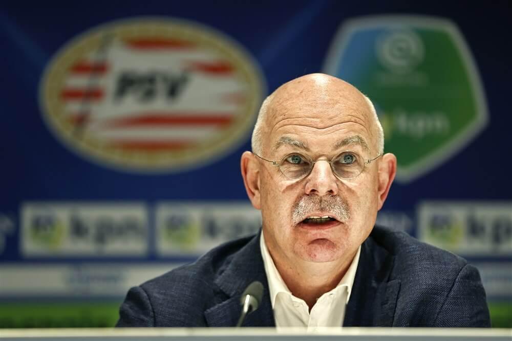 """Toon Gerbrands: """"Heel seizoen zonder publiek kost ongeveer 30 miljoen euro""""; image source: Pro Shots"""