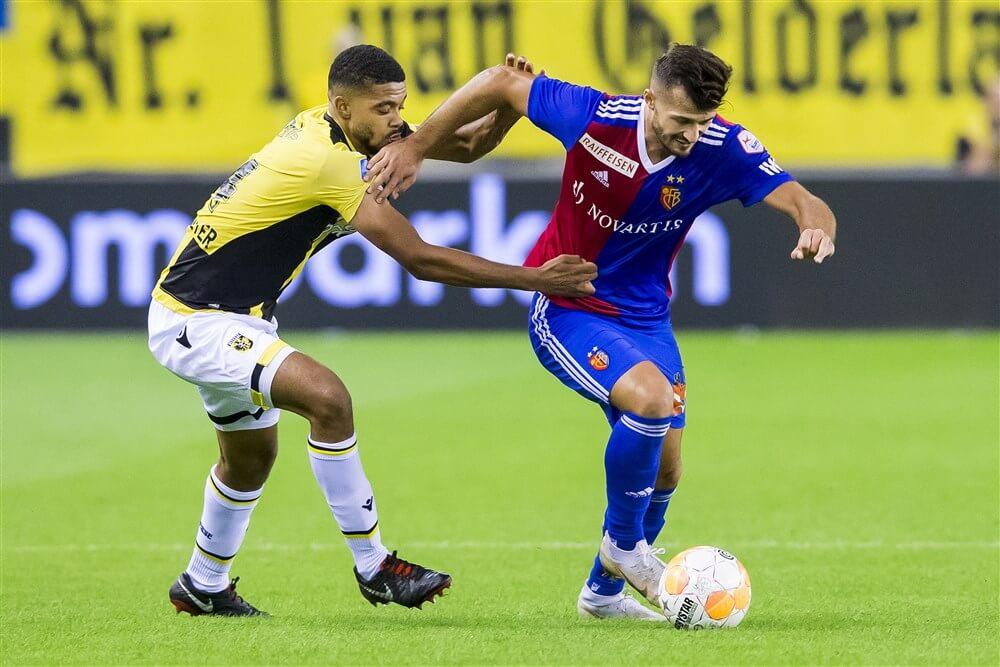 [vCL] FC Basel wint eerste competitiewedstrijd; image source: Pro Shots