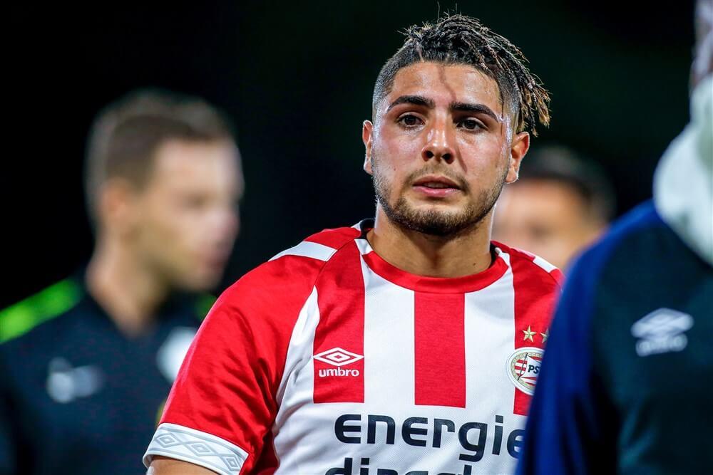 """""""PSV in gesprek met Nashville SC over verhuur van Maximiliano Romero met optie tot koop""""; image source: Pro Shots"""