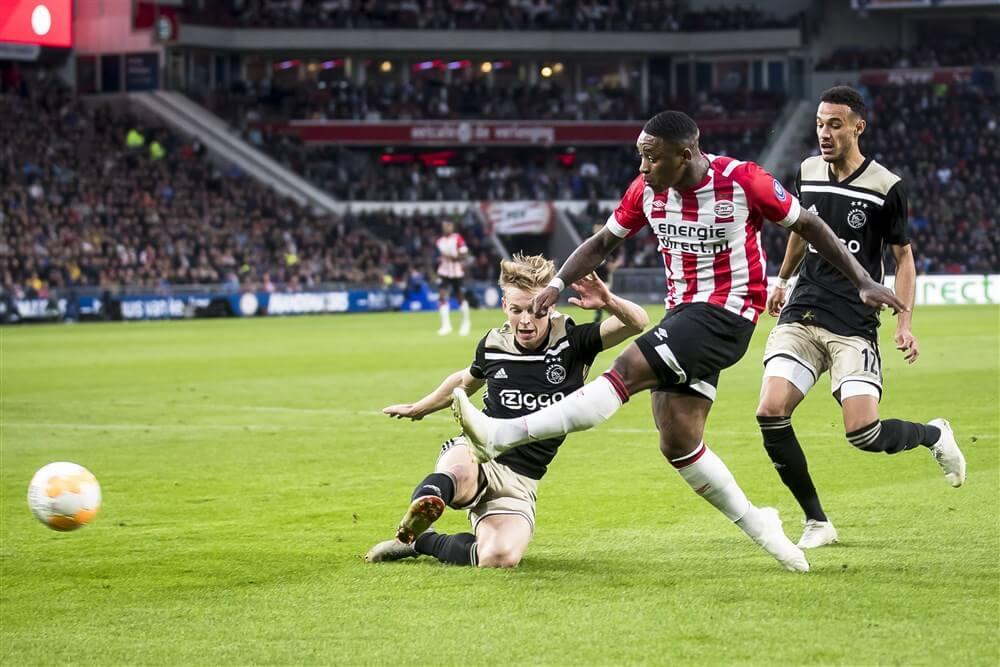 """""""Ajax gaat vol voor Steven Bergwijn als nieuwe aanwinst""""; image source: Pro Shots"""