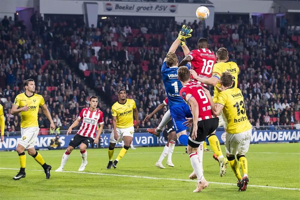 """Lars Unnerstall: """"Ik speel voor VVV en ik wil punten pakken voor VVV""""; image source: Pro Shots"""