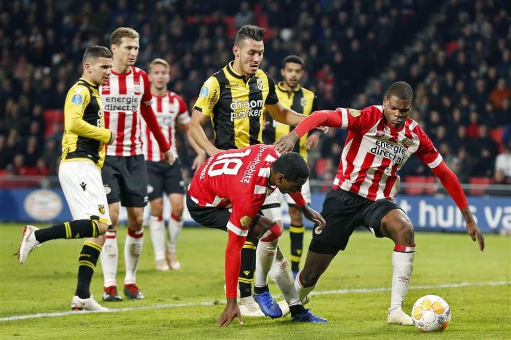 Aanvangstijdstip PSV - Vitesse verplaatst; image source: Pro Shots