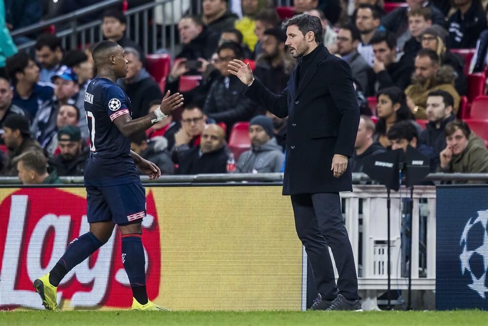 """Mark van Bommel: """"Steven Bergwijn naar Ajax gaat niet gebeuren""""; image source: Pro Shots"""