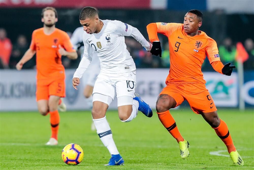 PSV hofleverancier in selecties Oranje en Jong Oranje; image source: Pro Shots