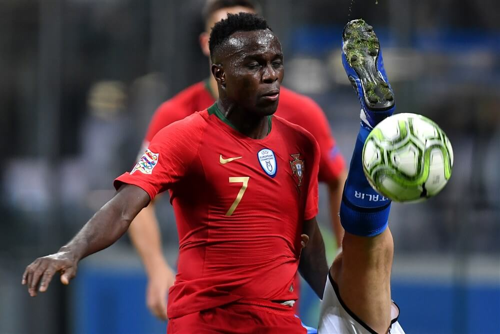 """Bruma keert terug in selectie Portugal""; image source: Pro Shots"