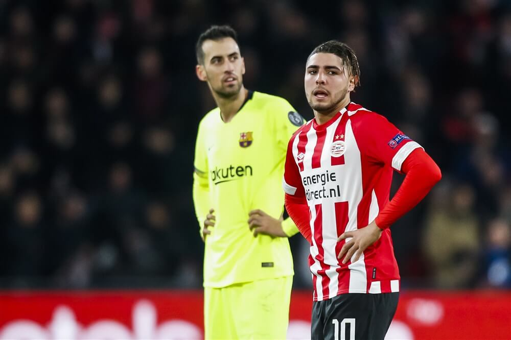 """""""PSV bereikt akkoord met Vélez Sarsfield over tijdelijke overgang Maximiliano Romero""""; image source: Pro Shots"""