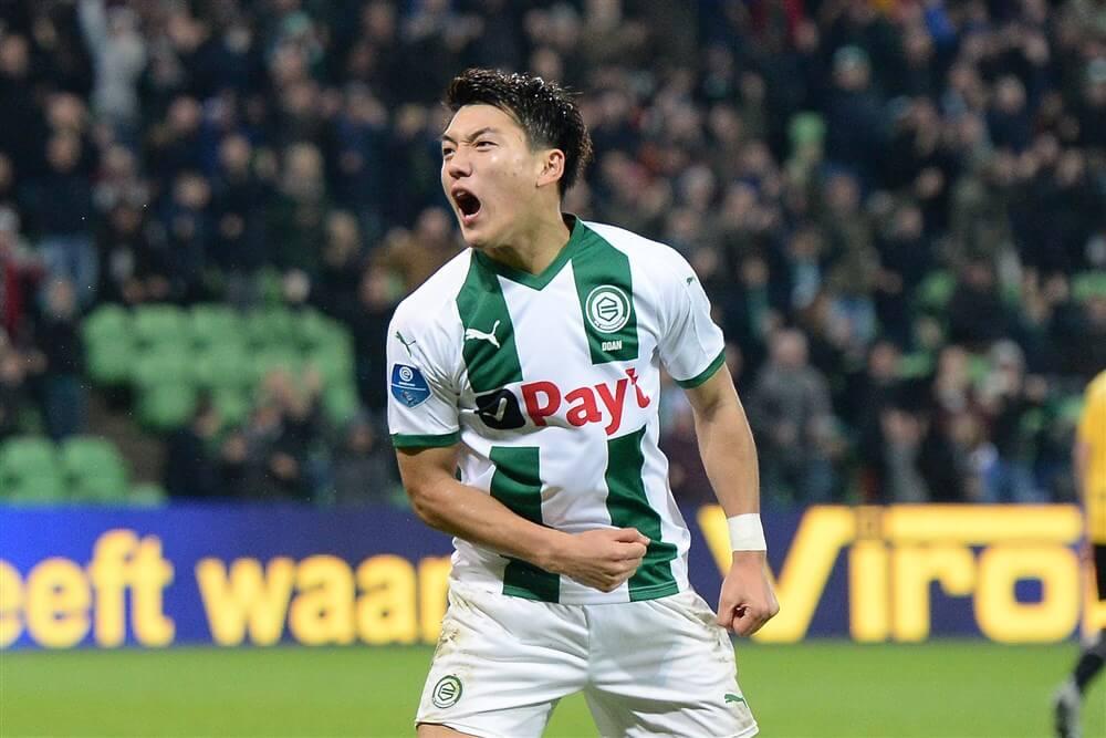[Update] PSV bevestigt akkoord met FC Groningen over transfer Ritsu Doan; image source: Pro Shots
