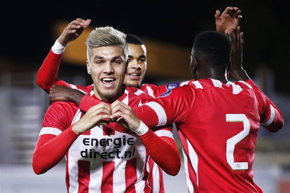 """""""PSV bereikt akkoord met Joël Piroe over contract tot 2022""""; image source: Pro Shots"""