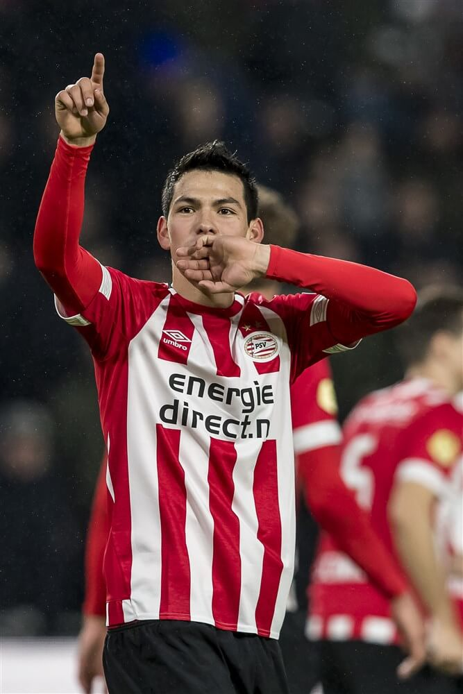 Hirving Lozano; image source: Pro Shots