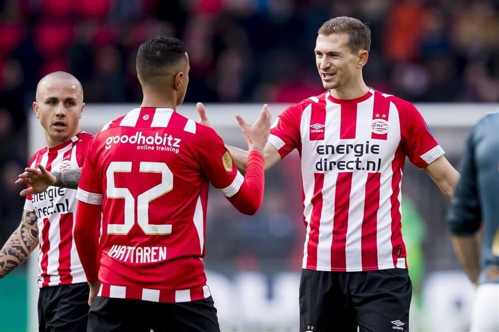 """Daniel Schwaab: """"Mark van Bommel bleef maar bellen""""; image source: Pro Shots"""