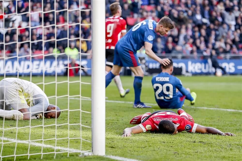 Zwak PSV verspeelt voor derde week op rij punten; image source: Pro Shots