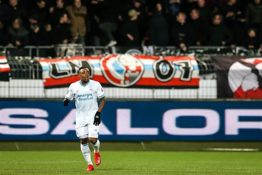 """Zaakwaarnemer Steven Bergwijn: """"Het is niet zo dat PSV bepaalt waar hij in de zomer heen gaat""""; image source: Pro Shots"""