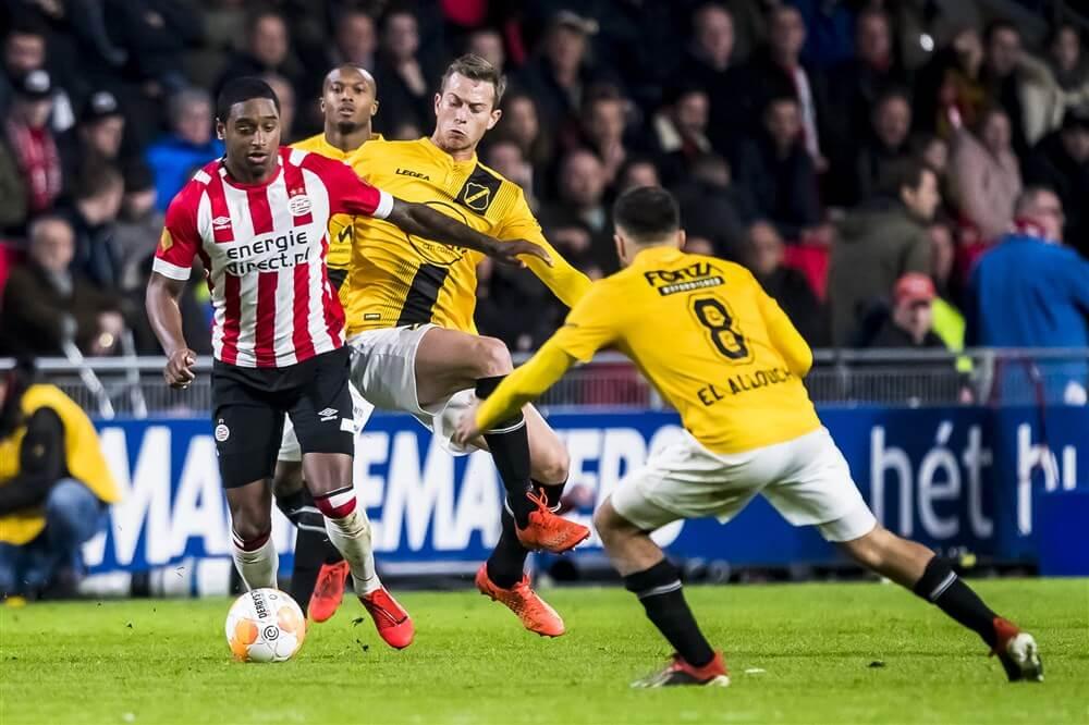 """""""PSV en Pablo Rosario naderen akkoord over spectaculair verbeterd contract""""; image source: Pro Shots"""