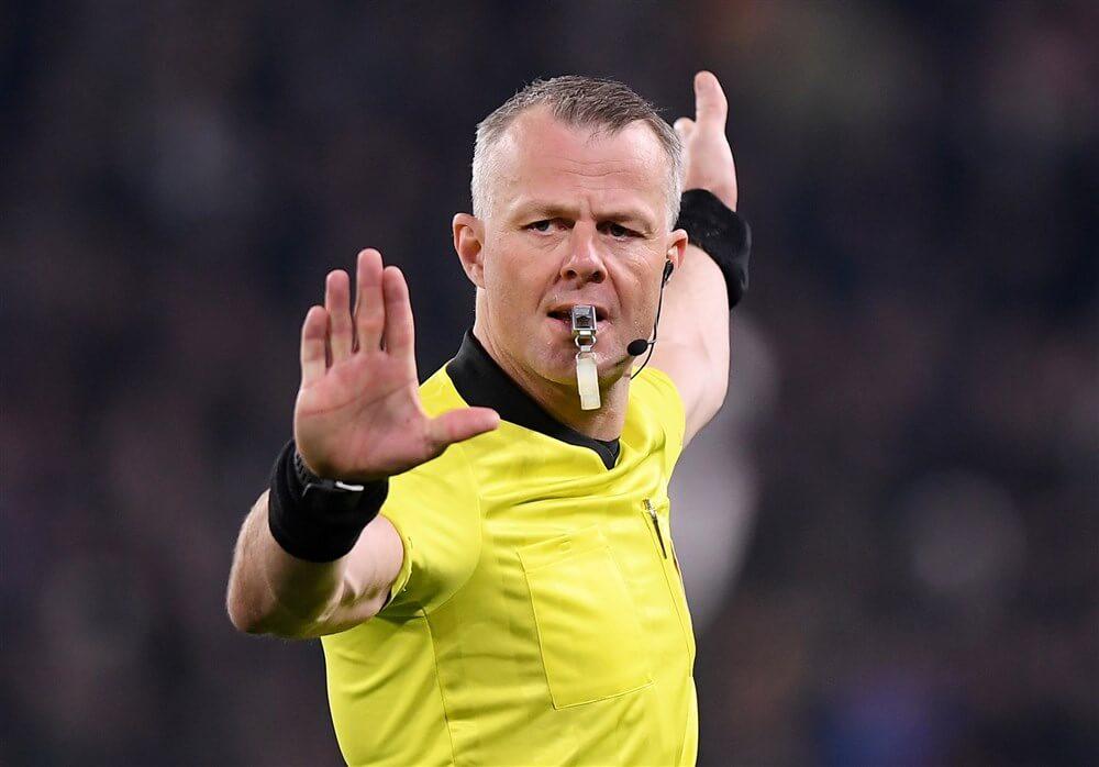 Uitwedstrijd tegen Ajax onder leiding van Björn Kuipers; image source: Pro Shots
