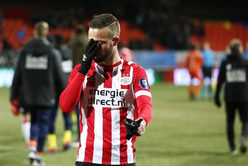 Jong PSV verliest op bezoek bij Cambuur; image source: Pro Shots