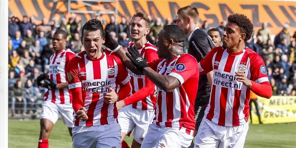 """PSV en Napoli akkoord over transfer Hirving Lozano""; image source: Pro Shots"