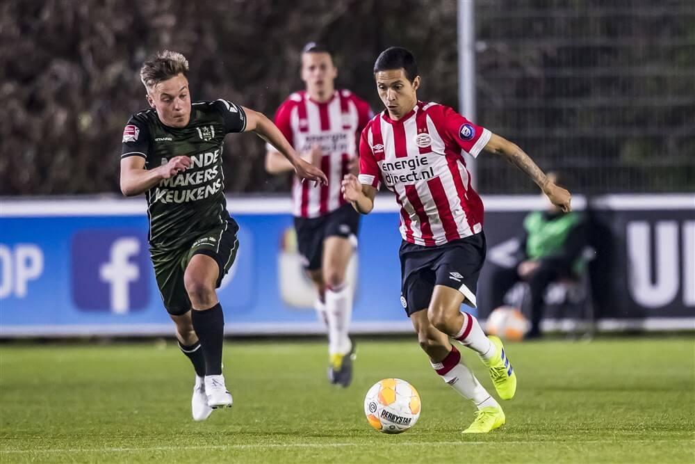 Jong PSV te sterk voor RKC Waalwijk; image source: Pro Shots