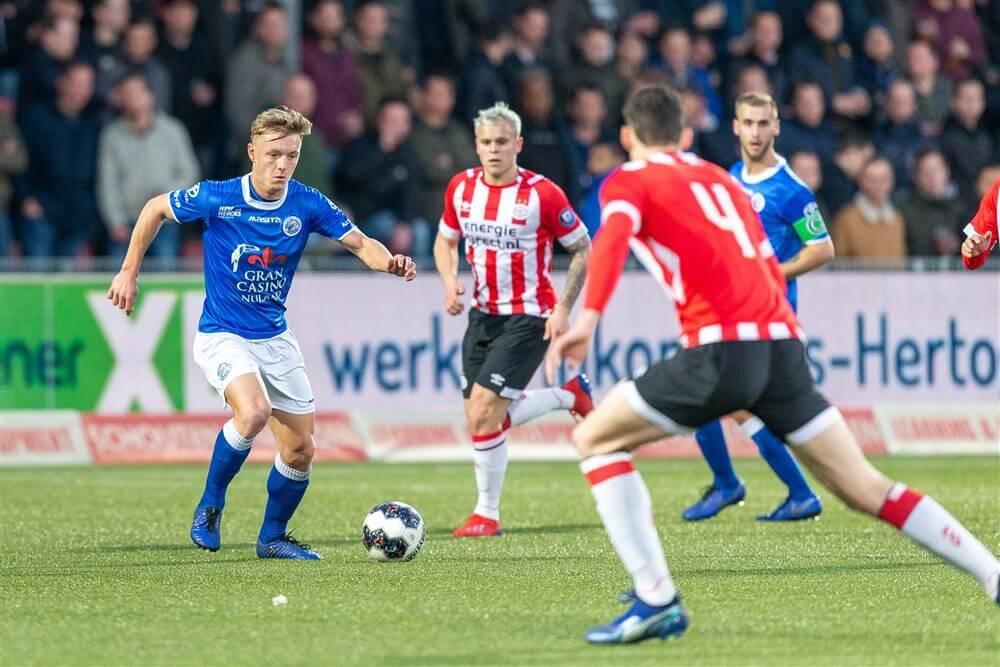 Jong PSV onderuit op bezoek bij FC Den Bosch; image source: Pro Shots