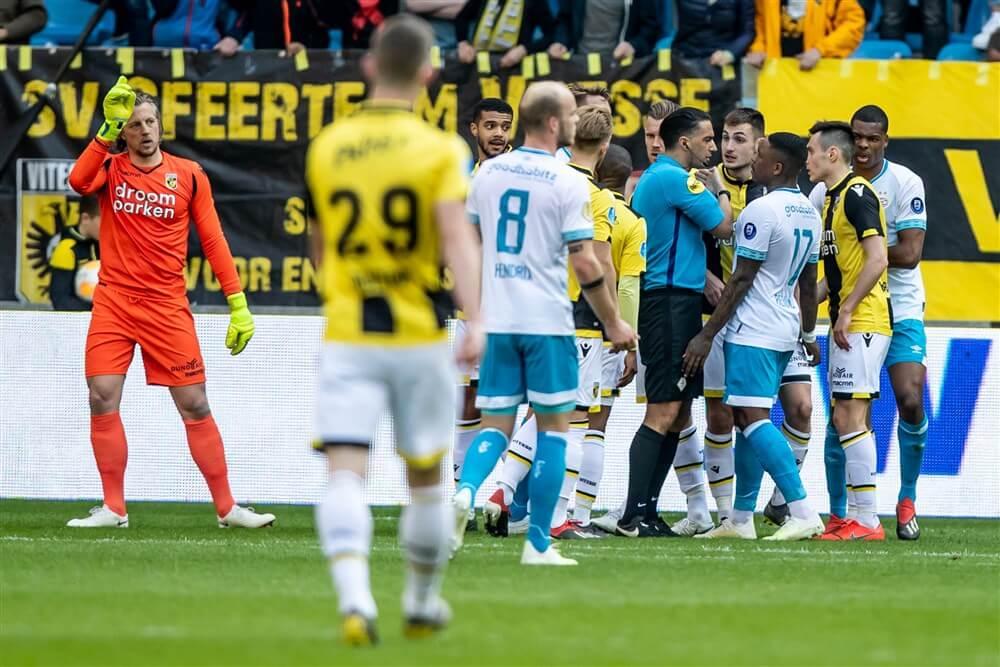 PSV laat het opnieuw liggen in uitwedstrijd; image source: Pro Shots