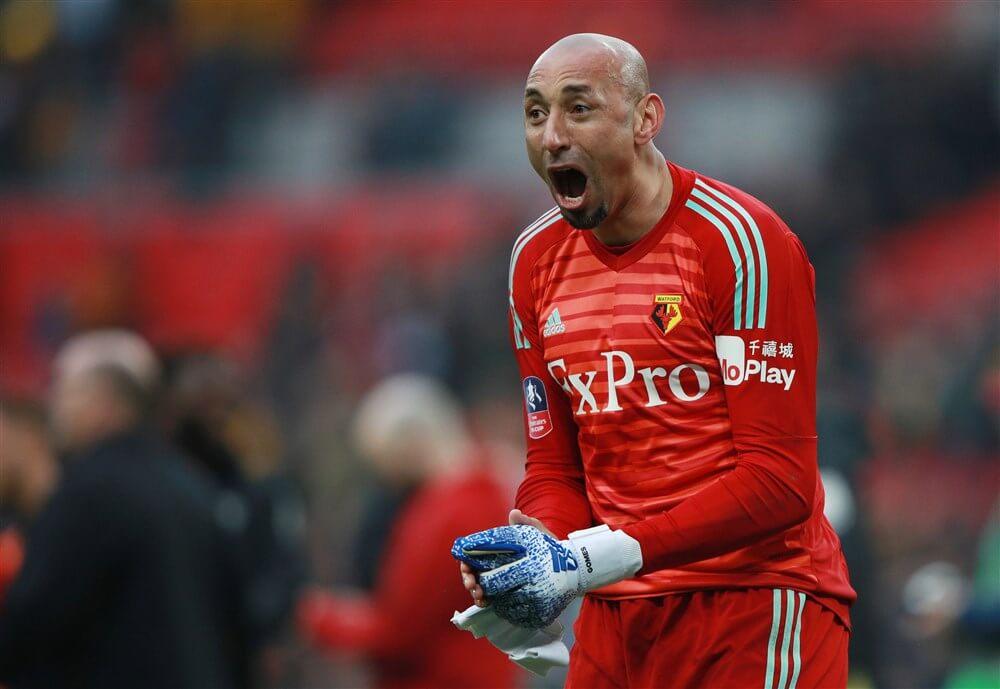 """""""PSV gaat contact opnemen met Heurelho Gomes voor rol binnen of voor de club""""; image source: Pro Shots"""
