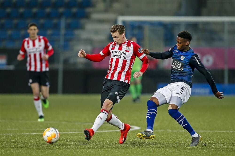 """Jong PSV in """"eigen huis"""" onderuit tegen NEC; image source: Pro Shots"""
