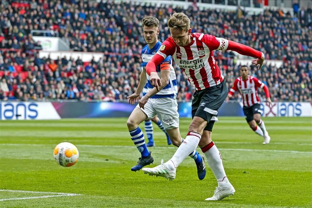 """""""PSV wil Luuk de Jong ook volgend jaar in Eindhoven""""; image source: Pro Shots"""