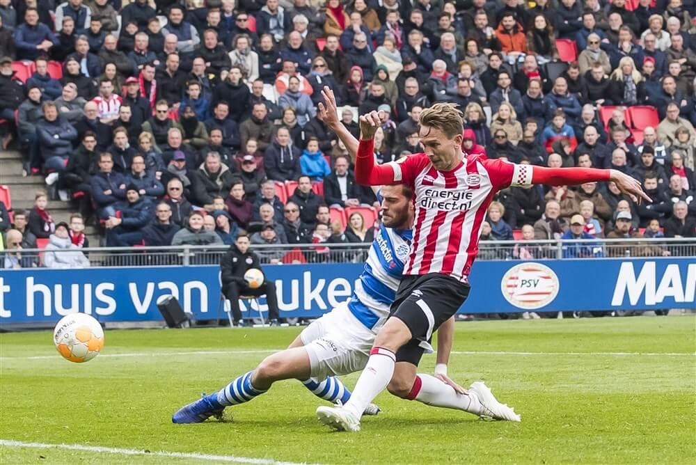 PSV wint ondanks waardeloze pot van De Graafschap; image source: Pro Shots